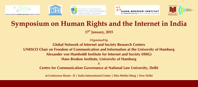 Symposium on HR & Internet