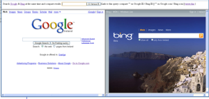 Google-Bing-Search-Engine